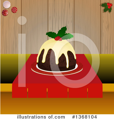 Royalty-Free (RF) Christmas Clipart Illustration by elaineitalia - Stock Sample #1368104