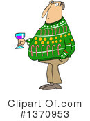 Royalty-Free (RF) Christmas Clipart Illustration #1370953