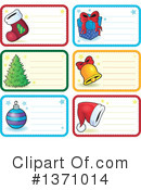 Christmas Clipart #1371014 by visekart
