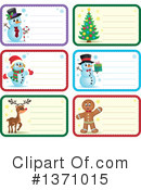 Christmas Clipart #1371015 by visekart