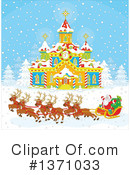 Royalty-Free (RF) Christmas Clipart Illustration #1371033