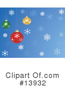 Royalty-Free (RF) Christmas Clipart Illustration #13932