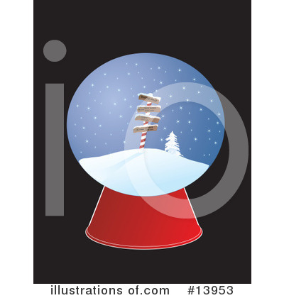 Royalty-Free (RF) Christmas Clipart Illustration by Rasmussen Images - Stock Sample #13953