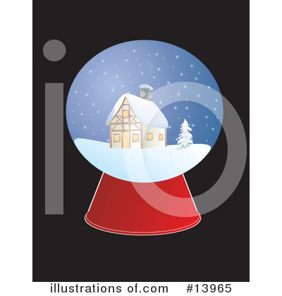 Royalty-Free (RF) Christmas Clipart Illustration by Rasmussen Images - Stock Sample #13965