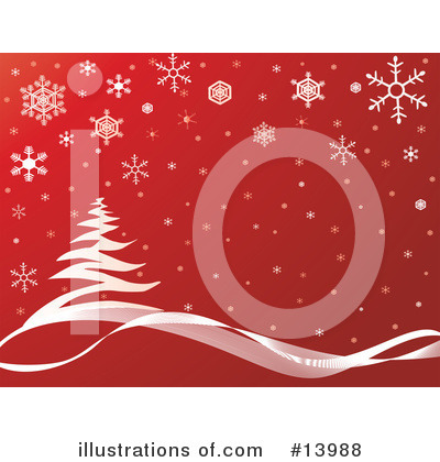 Royalty-Free (RF) Christmas Clipart Illustration by Rasmussen Images - Stock Sample #13988