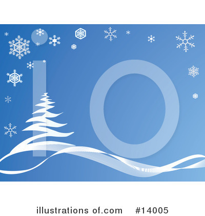 Royalty-Free (RF) Christmas Clipart Illustration by Rasmussen Images - Stock Sample #14005