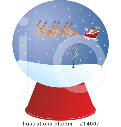 Royalty-Free (RF) Christmas Clipart Illustration by Rasmussen Images - Stock Sample #14007