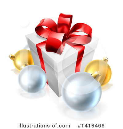 Christmas Clipart #1418466 by AtStockIllustration