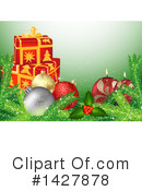 Royalty-Free (RF) Christmas Clipart Illustration #1427878