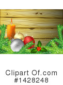 Christmas Clipart #1428248 by dero