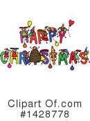 Royalty-Free (RF) Christmas Clipart Illustration #1428778