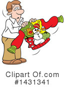 Christmas Clipart #1431341 by Johnny Sajem