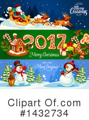 Christmas Clipart #1432734 by Vector Tradition SM