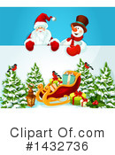 Christmas Clipart #1432736 by Vector Tradition SM