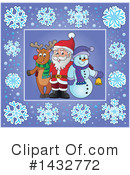 Christmas Clipart #1432772 by visekart