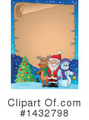 Christmas Clipart #1432798 by visekart