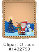 Christmas Clipart #1432799 by visekart