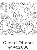 Christmas Clipart #1432808 by visekart