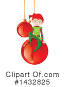 Christmas Clipart #1432825 by Pushkin