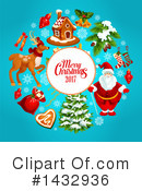 Christmas Clipart #1432936 by Vector Tradition SM