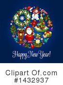 Christmas Clipart #1432937 by Vector Tradition SM