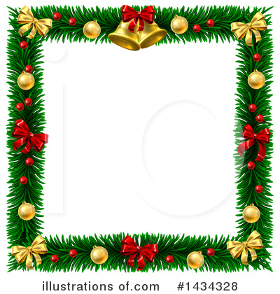 Royalty-Free (RF) Christmas Clipart Illustration by AtStockIllustration - Stock Sample #1434328