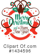 Royalty-Free (RF) Christmas Clipart Illustration #1434596
