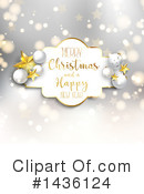 Christmas Clipart #1436124 by KJ Pargeter
