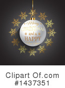 Christmas Clipart #1437351 by KJ Pargeter