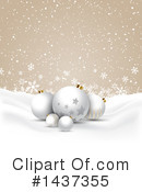 Christmas Clipart #1437355 by KJ Pargeter