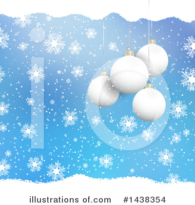 Royalty-Free (RF) Christmas Clipart Illustration by KJ Pargeter - Stock Sample #1438354