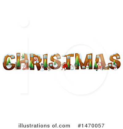 Santa Clipart #1470057 by Graphics RF