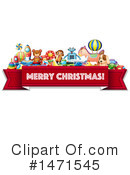Christmas Clipart #1471545 by Graphics RF