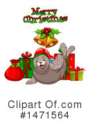 Royalty-Free (RF) Christmas Clipart Illustration #1471564
