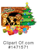 Christmas Clipart #1471571 by Graphics RF