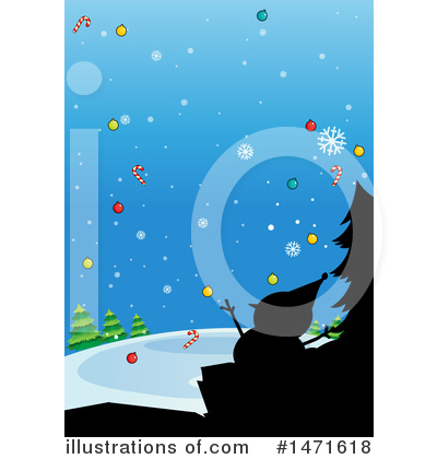 Snowman Clipart #1471618 by Graphics RF