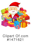 Royalty-Free (RF) Christmas Clipart Illustration #1471621