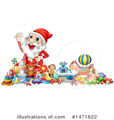 Christmas Clipart #1471622 by Graphics RF
