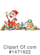 Royalty-Free (RF) Christmas Clipart Illustration #1471622