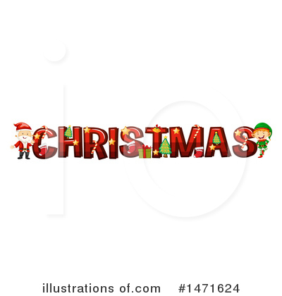 Santa Clipart #1471624 by Graphics RF