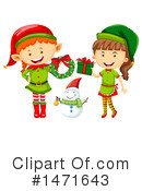 Christmas Clipart #1471643 by Graphics RF