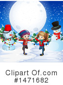 Christmas Clipart #1471682 by Graphics RF