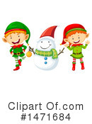 Christmas Clipart #1471684 by Graphics RF