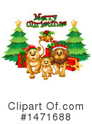 Christmas Clipart #1471688 by Graphics RF