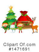 Christmas Clipart #1471691 by Graphics RF