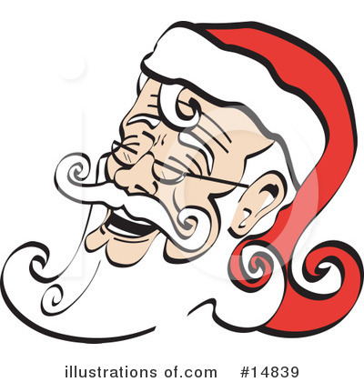 Royalty-Free (RF) Christmas Clipart Illustration by Andy Nortnik - Stock Sample #14839