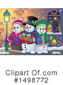 Christmas Clipart #1498772 by visekart