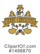 Christmas Clipart #1498870 by AtStockIllustration