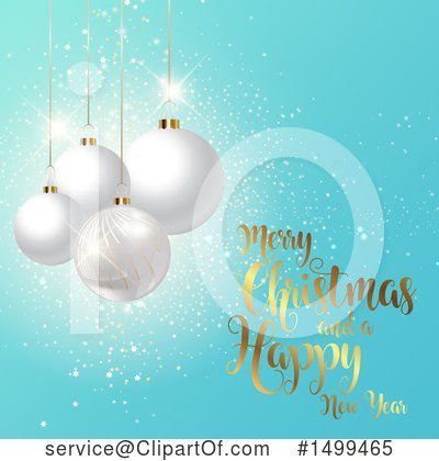 New Year Clipart #1499465 by KJ Pargeter