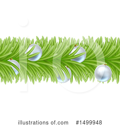 Royalty-Free (RF) Christmas Clipart Illustration by AtStockIllustration - Stock Sample #1499948